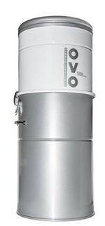 OVO Central Vacuum Unit